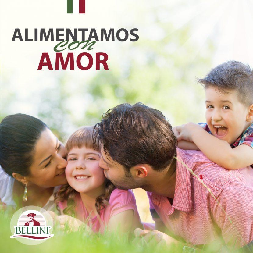 En Bellini Alimentamos con amor