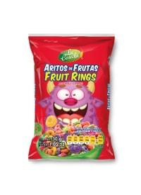 Aritos de fruta 30 gramos