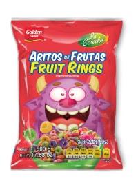 Aritos de fruta 500 g