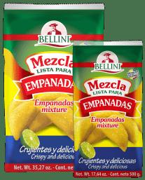 Mezcla lista para empanadas Bellini