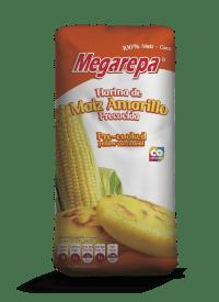 Harina de maíz amarilla precocida