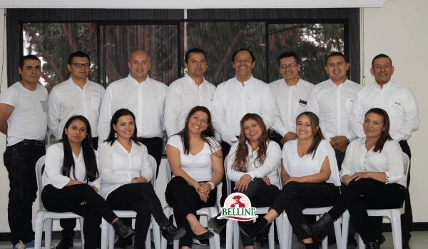 Nuestro equipo comercial Bellini