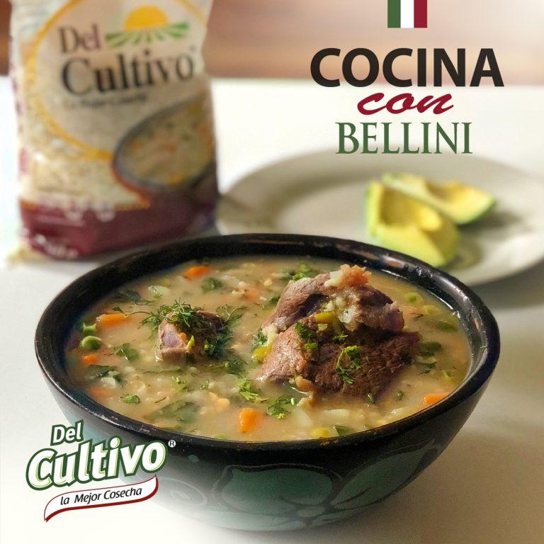 Cocina con Bellini Cuchuco de maíz